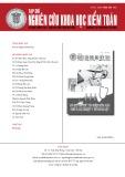 Tạp chí Nghiên cứu Khoa học Kiểm toán: Số 136/2019