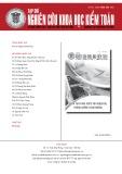 Tạp chí Nghiên cứu Khoa học Kiểm toán: Số 138/2019