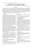 Ảnh hưởng của các thời điểm thu hoạch đến năng suất và phẩm chất giống lúa thơm MTL372
