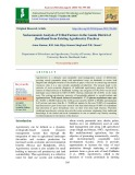 Socioeconomic analysis of tribal farmers in the Gumla district of Jharkhand from existing agroforestry practices