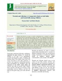 Warmth and affection: A comparative study on soft skills and social skills among children