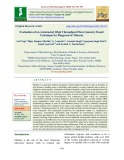 Evaluation of an automated, high throughput flowcytometry based technique for diagnosis of malaria