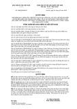 Quyết định số 2468/2019/QĐ-BHXH