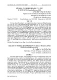 Biến động thành phần hóa học của thịt ốc bươu đồng (Pila polita Deshayes, 1830)