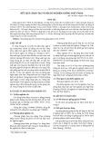 Kết quả chọn tạo và khảo nghiệm giống ngô VN636