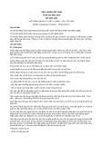 TCVN ISO 9001:2015 Hệ thống quản lý chất lượng - Các yêu cầu