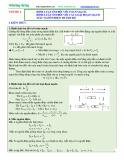 Bài giảng Chuyên đề Vật lý 11 - Chương 2: Chủ đề 4