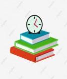 SKKN: Một số phương pháp dạy từ vựng Tiếng Anh lớp 3