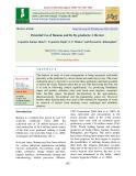 Potential use of banana and its by-products: A review