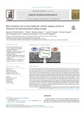 Role of particle size on the multicycle calcium looping activity of limestone for thermochemical energy storage