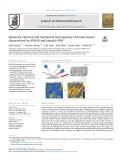 Nanoscale chemical and mechanical heterogeneity of human dentin characterized by AFM-IR and bimodal AFM