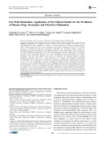 Gut Wall Metabolism. Application of Pre-Clinical Models for the Prediction of Human Drug Absorption and First-Pass Elimination