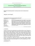 Optimization of machining parameters of turning operations based on multi performance criteria