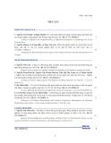 Ghi nhận và khen thưởng bị lãng quên: Bằng chứng từ một khảo sát thực nghiệm về lòng trung thành của nhân viên tại một số doanh nghiệp, tổ chức ở Hà Nội