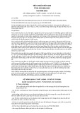 Tiêu chuẩn Việt Nam TCVN ISO 9000:2015