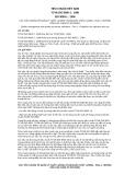 Tiêu chuẩn Việt Nam TCVN ISO 9000-1:1996