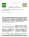 Zonal pricing in Kazakhstan power system with a unit commitment model