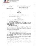 Luật thủy sản số 18/2017/QH14