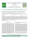 Toward developing energy star rating development in Jordan