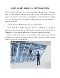 Quản lý sản xuất - Cái nhìn toàn diện