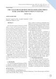 The clean development mechanism (CDM) procedure and implementation in Vietnam