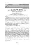 Dấu ấn chủ nghĩa hiện thực trong truyện ngắn Nam Bộ đầu thế kỉ XX: Trường hợp Sơn Vương