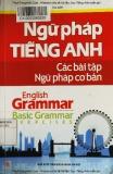Bài tập tiếng Anh cơ bản về ngữ pháp