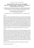 Trách nhiệm xã hội của doanh nghiệp đối với người lao động: Nghiên cứu tình huống tại khu chế xuất Tân Thuận