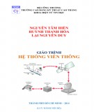 Giáo trình Hệ thống viễn thông: Phần 2 - CĐ Kỹ Thuật Cao Thắng