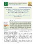 Bioremediation of recalcitrant textile azo dye - Methyl orange by bacillus subtilis BRTSI-3 Isolated from textile effluents
