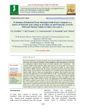 Evaluation of industrial waste-municipal solid waste composts as a source of nutrients and a study on its effect on soil properties, growth, yield and nutrient uptake in maize (Zea mays L.)