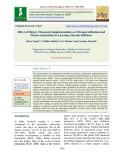 Effect of dietary monensin supplementation on nitrogen utilization and plasma metabolites in lactating Murrah buffaloes