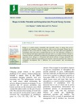 Biogas in India: Potential and integration into present energy systems