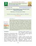 Genetic diversity analysis of pleurotus spp. in himachal pradesh using RAPD fingerprints