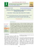 Estimation of heat stress tolerance for yield and its contributing attributes in bread wheat