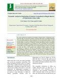 Economic analysis of marketing of summer groundnut in Hingoli district of Maharashtra state, India