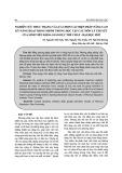 Nghiên cứu thực trạng và lựa chọn các biện pháp nâng cao kỹ năng hoạt động nhóm trong học tập các môn lý thuyết của sinh viên khoa Giáo dục thể chất - Đại học Huế