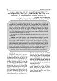 Đề xuất biện pháp thu hút sinh viên tự giác, tích cực học môn Giáo dục thể chất tại trường Đại học Công nghệ Thông tin và Truyền thông - Đại học Thái Nguyên
