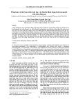 Tổng hợp và thử hoạt tính sinh học của khuôn định dạng hydroxyapatit trên nền chitosan