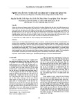 Nghiên cứu cấu trúc và tính chất của nhựa mít và nhựa mít epoxy hoá