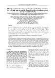 Phân lập và xác định hàm lượng tanshinon I, cryptotanshinon, tanshinon IIA trong dược liệu cây Đan sâm (Salvia miltiorrhiza B.) bằng sắc ký lỏng siêu hiệu năng (UPLC-DAD)