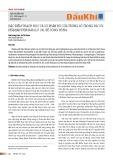 Đặc điểm thạch học và sự phân bố của trùng lỗ trong đá vôi Permian phía Nam lô 106, bể sông Hồng