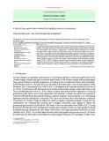 A hybrid fuzzy-optimization method for modeling construction emissions