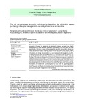 The role of management accounting techniques in determining the relationship between purchasing and supplier management: A case study of retail firms in Kazakhstan