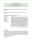The contributing factors towards e-logistic customer satisfaction: a mediating role of information technology