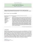 Integration between radical innovation and incremental innovation to expedite supply chain performance through collaboration and open-innovation: A case study of Indonesian logistic companies