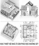 Hồ sơ thiết kế bản vẽ thi công – Công trình nhà ở dân dụng: Kết cấu