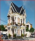 Hồ sơ thiết kế bản vẽ thi công – Công trình nhà ở dân dụng: Phối cảnh, kiến trúc