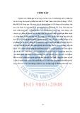 Tóm tắt Luận văn Thạc sĩ: Đánh giá sự hài lòng của học viên về chất lượng dịch vụ đào tạo tại các trung tâm ngoại ngữ địa bàn tỉnh Trà Vinh
