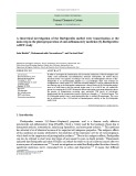 A theoretical investigation of the flurbiprofen methyl ester isomerization as the main step in the photopreparation of anti-inflammatory medicine (S)-flurbiprofen: A DFT study